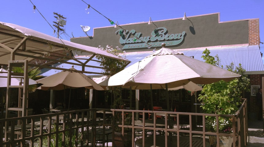 Outside of the Valley Brew - Stockton california