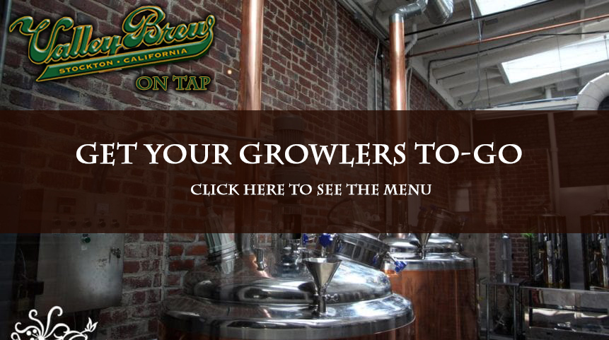 Get your Growlers to-go!